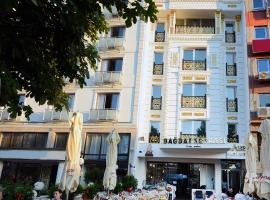 Babel Park Hotel İstanbul Tyrkia