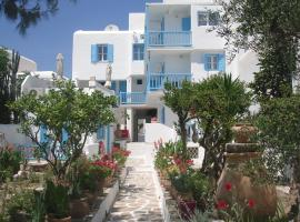 Hotel Philippi Mýkonos City Greece