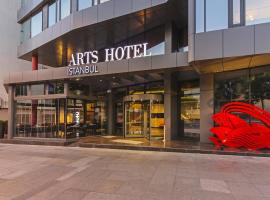 Hotel Photo: Arts Hotel Istanbul - Special Class