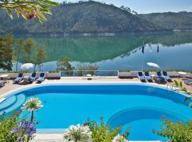 Hotel Photo: Estalagem Lago Azul