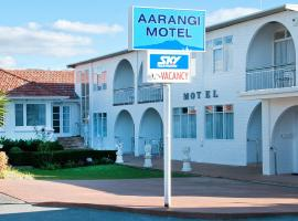 Aarangi Motel Auckland New Zealand