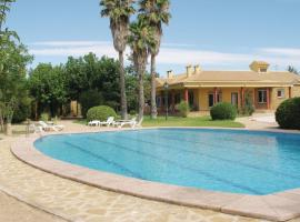 Four-Bedroom Holiday home Aspe with Mountain View 02 Aspe Spain