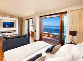 Hotel photo: Nafplia Palace Hotel & Villas