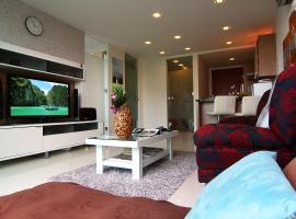 Wong Amat Beach Apartment Pattaya North Thailand