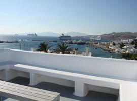 Lefteris Hotel Mýkonos City Kreikka