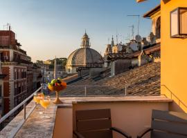 Rarity Suites Rome Italy