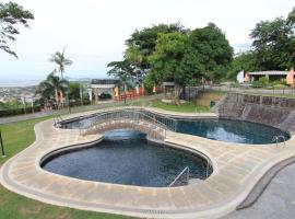 Sol Y Viento Mountain Hot Springs Resort Calamba Филипини