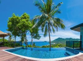Hotel Photo: Koh Tao Heights Pool Villas