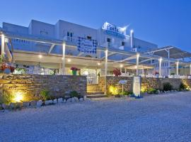Sunday Hotel Antiparos Town Greece