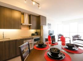 Royal Stays Furnished Apartments - Simply Serene Suites Toronto Canada