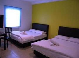 Hotel photo: 1st Inn Hotel Shah Alam (SA20)