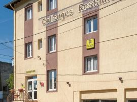 Hotel photo: Hotel Le Collonges