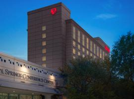 Hotel Photo: Franklin Marriott Cool Springs