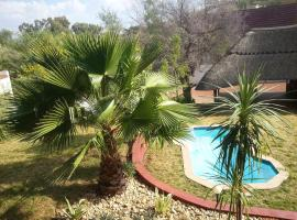 Jin Xin Guest House (华人旅馆) Windhoek Namibia