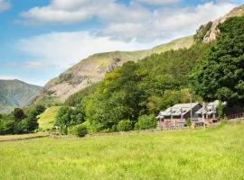 Hotel photo: The Lodge In The Vale