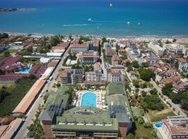 Side Star Park Hotel-All Inclusive Side Tyrkia