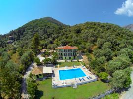 Vliho Bay Suites & Apartments Yénion Greece