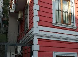 CC Guesthouse İstanbul Turecko