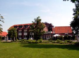 Hotel Graf Luckner Papenburg Germany