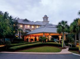 Inn and Club at Harbour Town Hilton Head Island USA