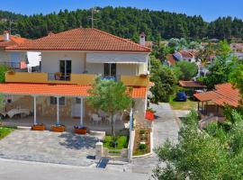 Agapi Apartments Siviri Greece