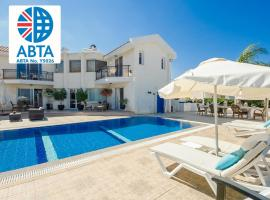 Oceanview Villa 178 Protaras Republic of Cyprus
