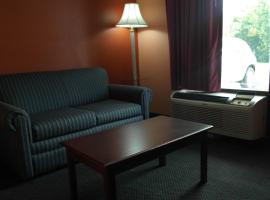Americas Best Value Inn and Suites Knoxville Knoxville USA