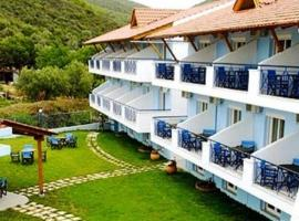 Asterias Hotel Porto Koufo Greece