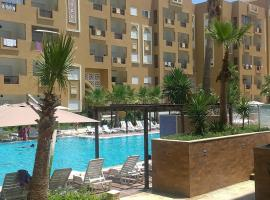 Aqua Resort Apartment El Ahmar Tunisia