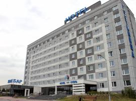 East Time Hotel Minsk Belarus