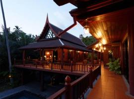Emperors House, Oriental-Lodge Laem Set Beach Thailand