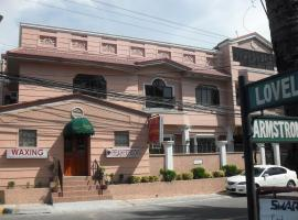 Hotel near  Ninoy Aquino Intl  airport:  Rodello's Bed & Breakfast