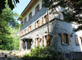 Hotel Photo: Antica Dimora Villa Basilewsky