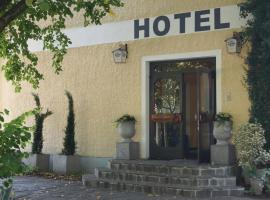 A picture of the hotel: Hotel Langholzfelderhof