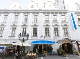 Hotel Modra ruze Prague Czech Republic