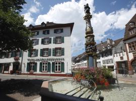 A picture of the hotel: Hotel zum Spalenbrunnen
