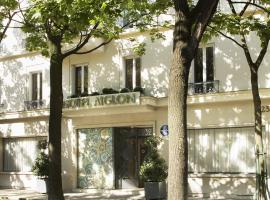 Hôtel Aiglon Paris France