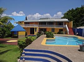 Green Wave House San Andrés Colombia