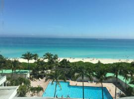 Hotel Photo: Ocean View Apartment in Miami Beach