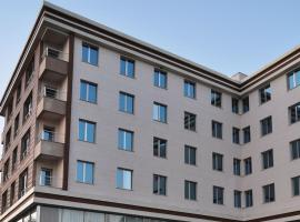 Hotel photo: Etap Altinel Hotel Aliaga