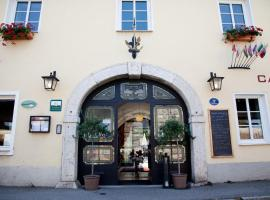 A picture of the hotel: Hotel Restaurant Goldener Anker