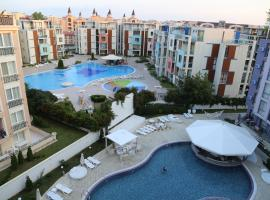 Studios in Rainbow 3 Holiday Complex Sunny Beach Bulgaria