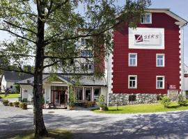 Hotel Photo: Pension Zuser