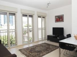Hotel photo: Ziv apartments - Yehuda Ha-levi 14