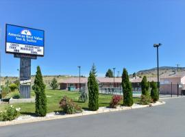 Hotel Photo: Americas Best Value Inn & Suites Klamath Falls