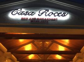 Casa Roces Bed and Breakfast Legazpi Filipíny