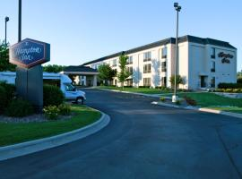 A picture of the hotel: Hampton Inn Milwaukee Airport