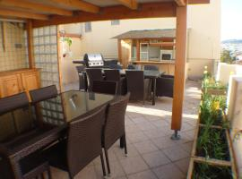 Hotel Photo: Central Penthouse With Roof Terrace