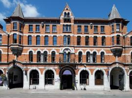 A picture of the hotel: Hotel Isaacs Cork