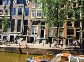 Amsterdam City Bed & Breakfast Amsterdam Nizozemsko